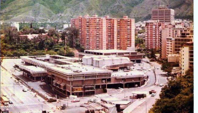 CENTROS COMERCIALES CARAQUEÑOS DEL AYER