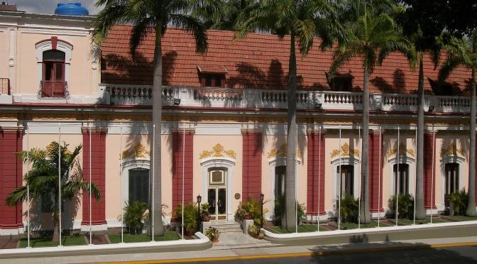¿Quieres conocer el Palacio de Miraflores por dentro?