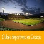 Clubes deportivos de Caracas