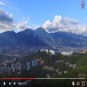 Caracas desde arriba