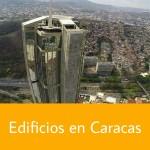 Edificios en Caracas