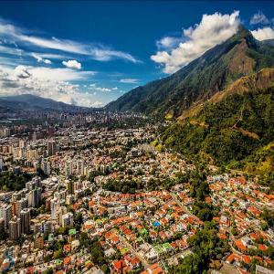 Fotos de Caracas desde el cielo