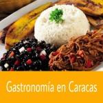 Gastronomía en Caracas