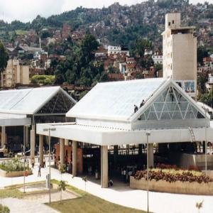 Metro de Caracas fotos retro alucinantes!