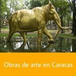 Obras de arte en Caracas