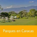 Parques en Caracas