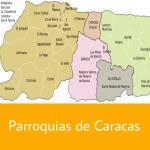 Parroquias de Caracas
