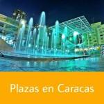 Plazas en Caracas