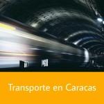 Transporte en Caracas