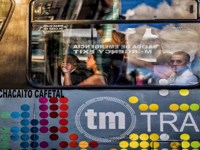 Fotos documentales de Caracas