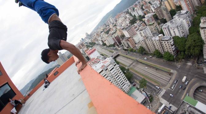 ¡De vértigo! Las 14 mejores fotos de Caracas extrema