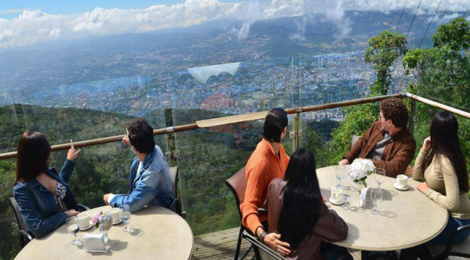 Fotos panorámicas de Caracas