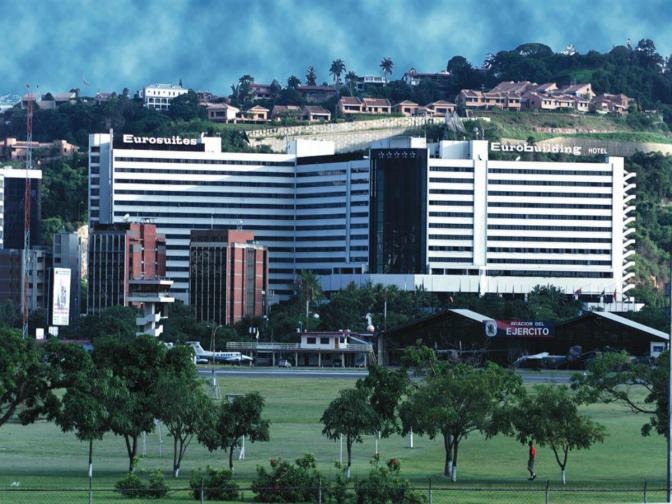 10 hoteles en Caracas destacados