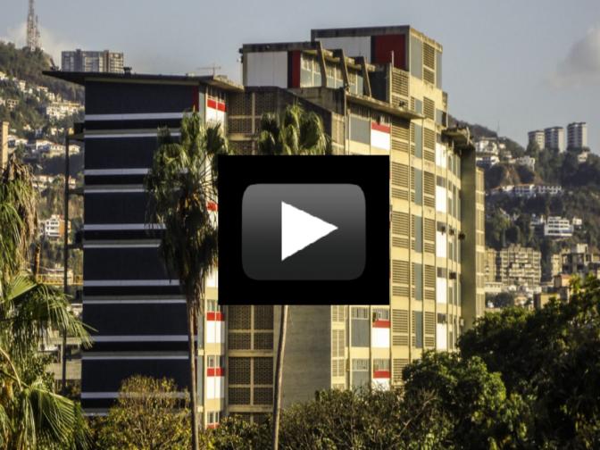 Video de Caracas fade modernity