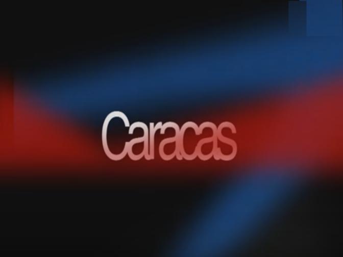 Vídeo de Caracas sobre un día cualquiera
