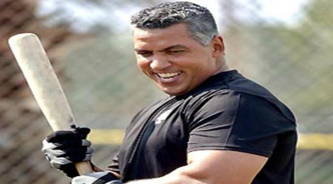 Andrés Galarraga, deportista caraqueño