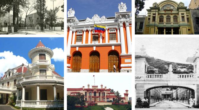 UN RECORRIDO POR LA CARACAS DE 1900 – 1950