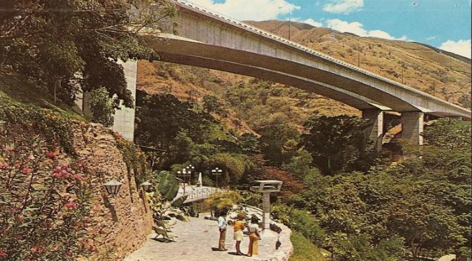 Fotos y vídeo de Caracas de los años 60