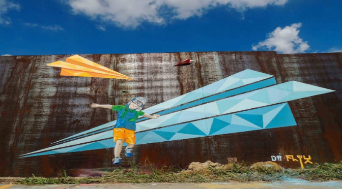 Arte Urbano en las calles de Caracas