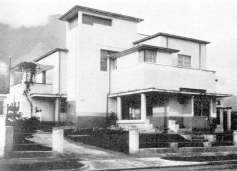 Quinta Las Guaycas colegio de arquitectos de venezuela